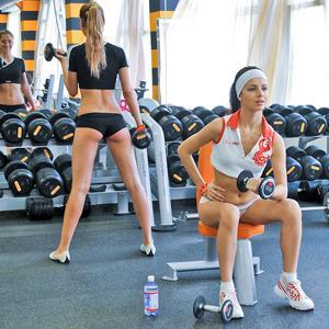 Фитнес-клубы Корочи