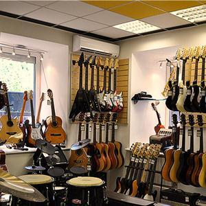 Музыкальные магазины Корочи