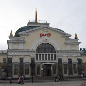 Железнодорожные вокзалы Корочи